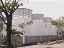 西南合成制药安装冷却塔案例