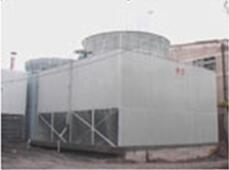 达州钢铁冷却塔安装案例