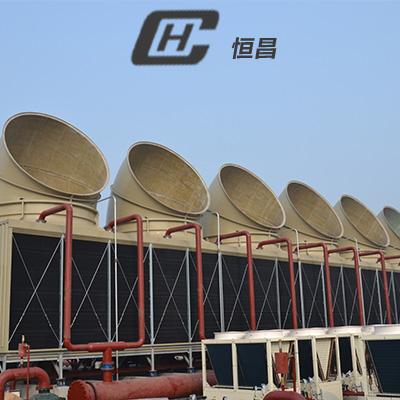 贵州方形横流式玻璃钢冷却塔