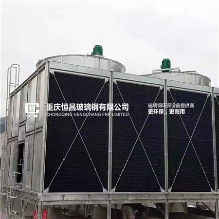 开式冷却塔安装