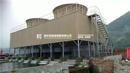 重庆冷却塔图片