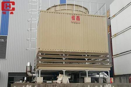 重庆方形冷却塔