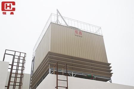 四川逆流式冷却塔