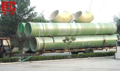 万州玻璃钢输水管道