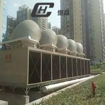 贵州横流式玻璃钢冷却塔