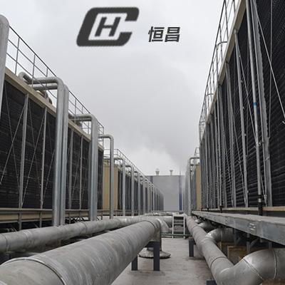 重庆横流式玻璃钢冷却塔