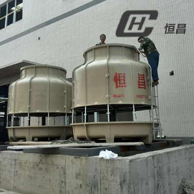 重庆HR系列新型玻璃钢冷却塔