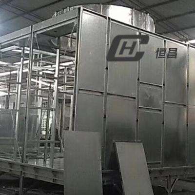全金属结构冷却塔