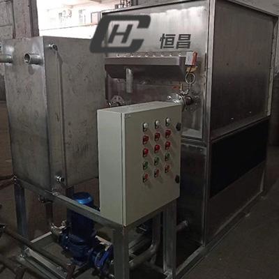 闭式冷却塔安装