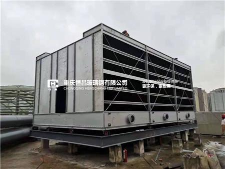 重庆横流式冷却塔