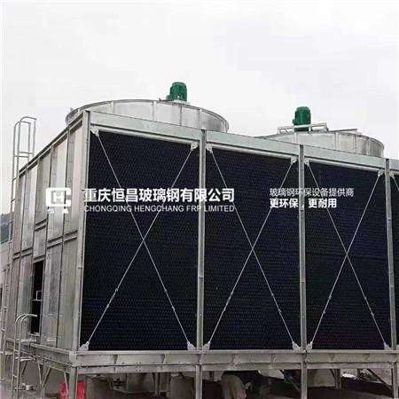 重庆开式冷却塔安装