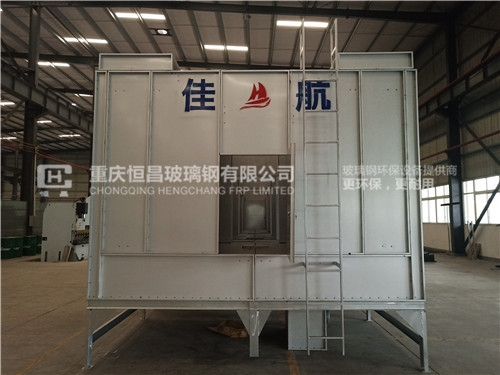 重庆全金属冷却塔厂家