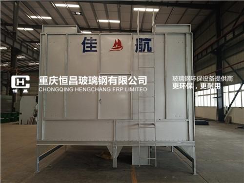 镀铝锌板冷却塔